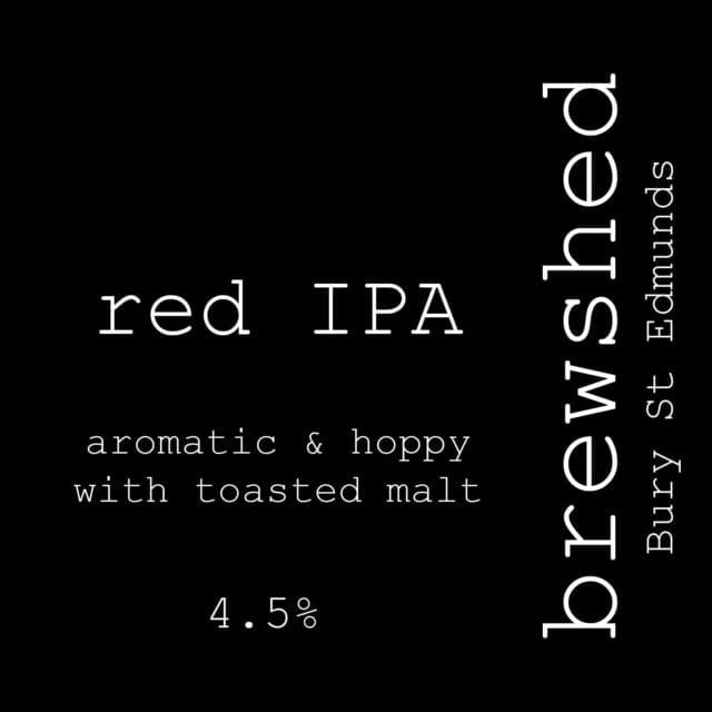 red IPA 4.5%