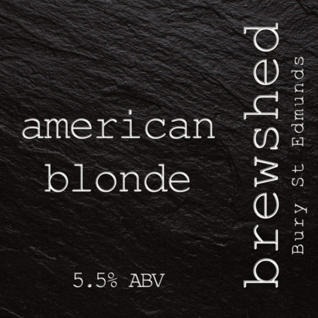 American blonde 5.5%