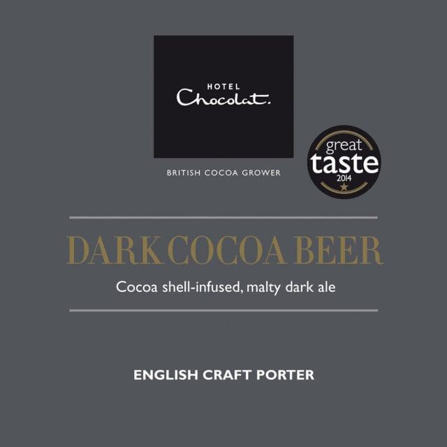 Hotel Chocolat dark cocoa 4.7%