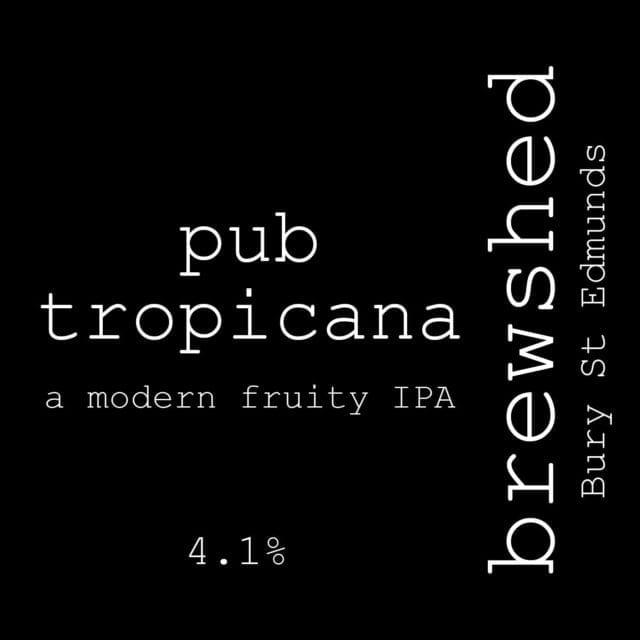 Pub tropicana 4.1%