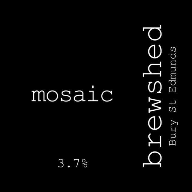 mosaic 3.7%