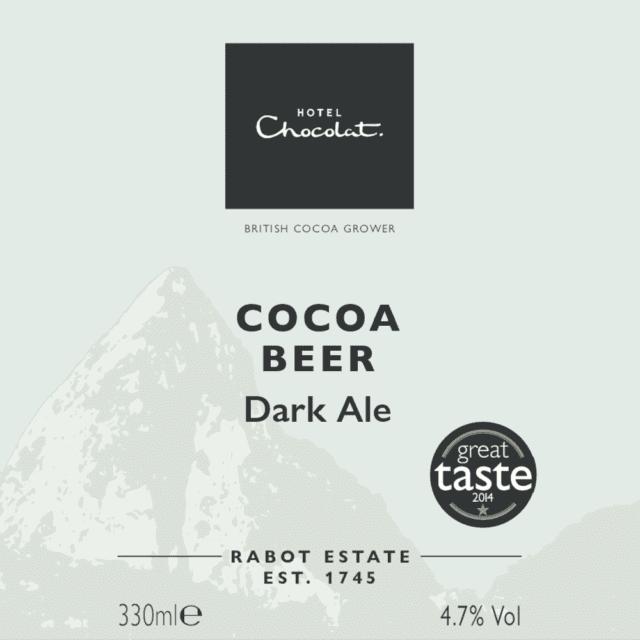 Hotel Chocolat cocoa dark 4.7%