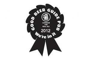 camra good beer guide 2012