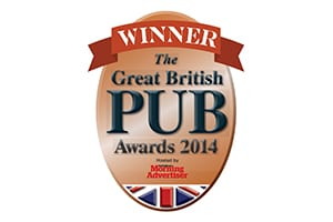 Great pub awards