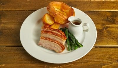 Pop up roast at The Beerhouse