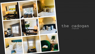 staying at the cadogan