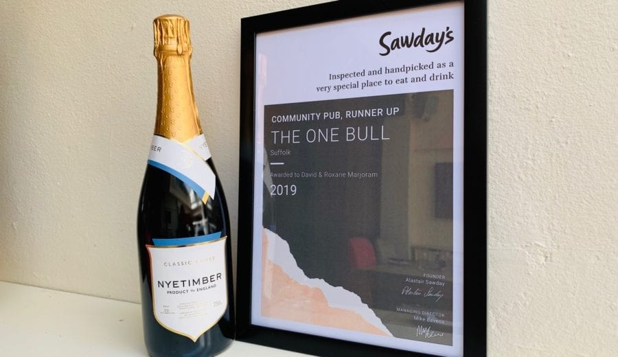 the one bull wins with sawday's